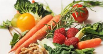 Ungdomar äter nyttigare mat i skolan